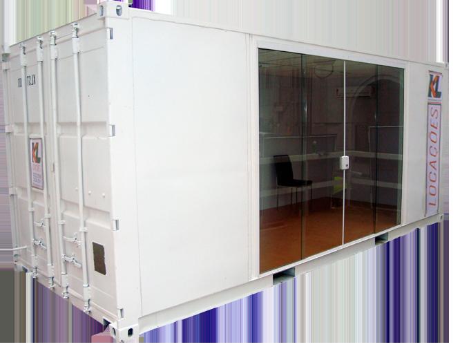 Container Almoxarifado / Depósito